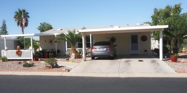 Mobile Home at 155 E. Rodeo Rd #47, Casa Grande, AZ