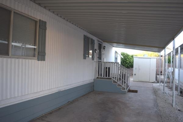 1983 Kaufman & Broad Mobile Home For Sale