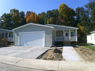Mobile Home at 3980 Emerald Park Dr. Milford, MI 48380