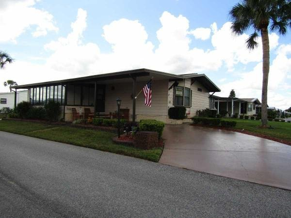 Mobile Home at 1701 W. Commerce Ave. Lot 60, Haines City, FL