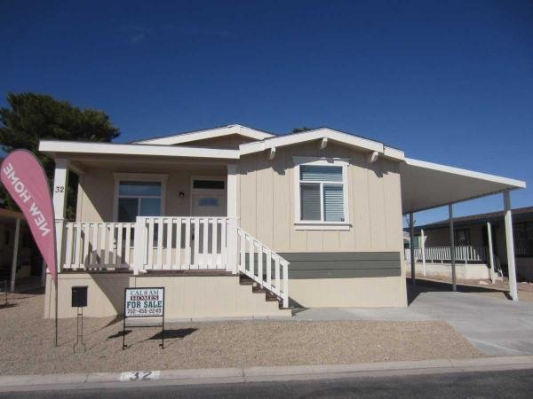 Mobile Home at 6420 E. Tropicana Ave #32, Las Vegas, NV