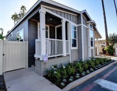 Mobile Home at 34052 Doheny Park Road, Space 114 Dana Point, CA 92624