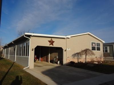 Mobile Home at 57353 Sawmill Lane Lenox, MI 48048