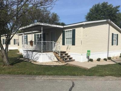 Mobile Home at 7831 S. Pin Oak Dr. Pendleton, IN 46064