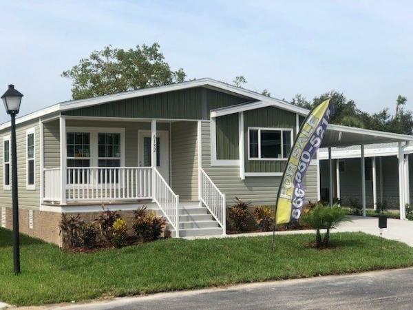 Mobile Home at 8110 WHITE MARLIN WAY, Orlando, FL