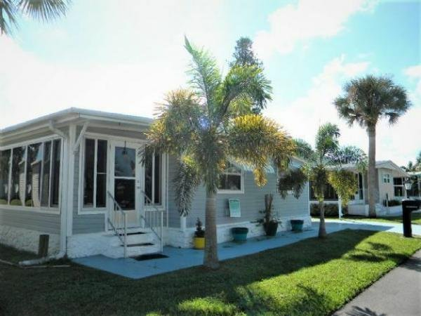 Mobile Home at 16611 Gardenia Drive, Fort Myers, FL