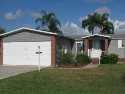 Mobile Home at 10730 Eagle Trace Ct. North Fort Myers, FL 33903
