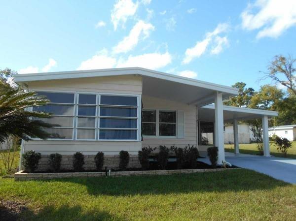 Senior Retirement Living 1981 Barr Mobile Home For Sale