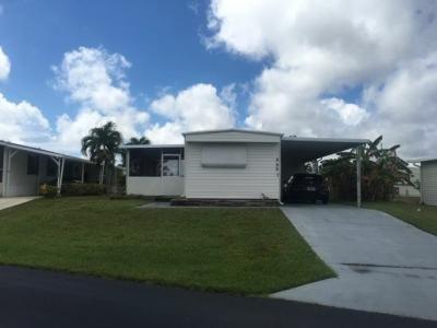 Mobile Home at 8887 Princess Donna Ct E., Lot #162 Boynton Beach, FL 33436
