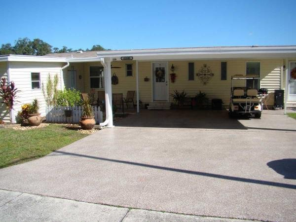 Mobile Home at 41080 Bream Circle, Zephyrhills, FL