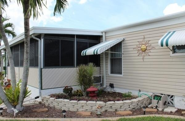 Senior Retirement Living 1983 Jacobsen Manufactured Home For Sale In Fort Myers Fl