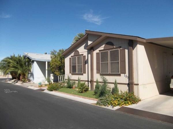 Mobile Home at 5300 E. Desert Inn Rd, Las Vegas, NV
