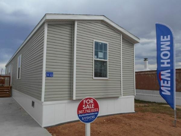Mobile Home at 2458 N 9th Street # B059, Laramie, WY