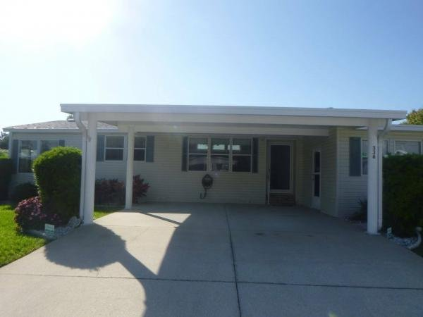 Mobile Home at 136 El Tigre, Edgewater, FL