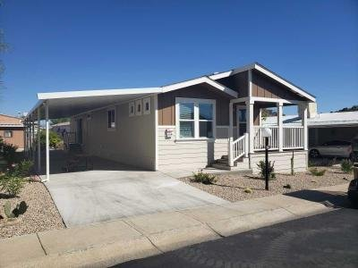 Mobile Home at 2233 E. Behrend Drive Space 160 Phoenix, AZ