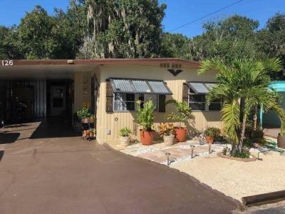 Mobile Home at 126 TARA DR  Tavares, FL 32778