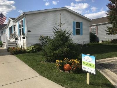 Mobile Home at 11216 Shady Brook Court South Lyon, MI 48178