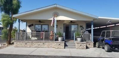 Mobile Home at 4170 Needles Hwy Sp#145 Needles, CA 92363