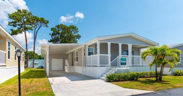 Mobile Home at 4453 Lady Beverlee Ct S #181, Boynton Beach, FL