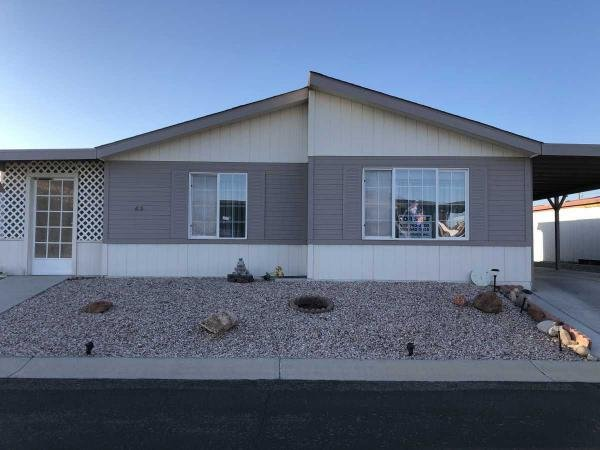 Mobile Home at 1545 el rodeo rd. #63, Fort Mohave, AZ