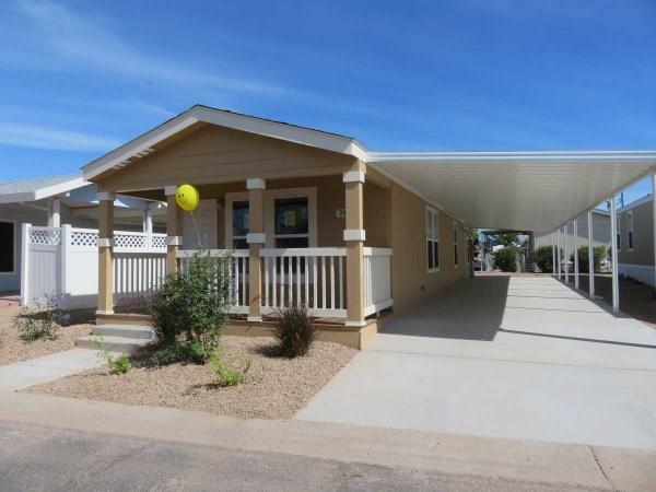 Mobile Home at 10960 N. 67th Avenue #161, Glendale, AZ