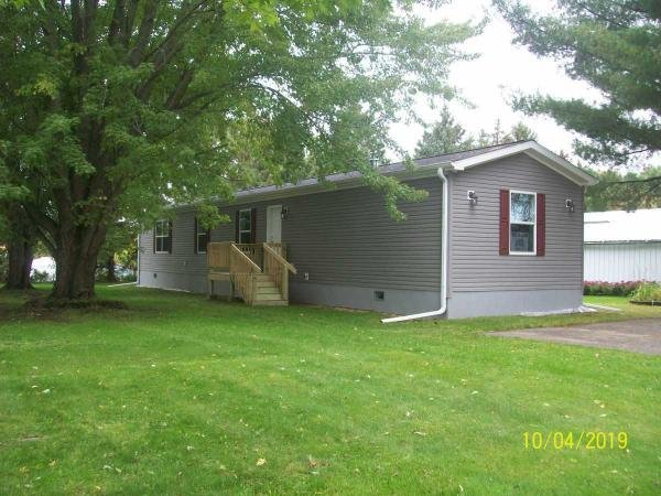 Mobile Home at 241 Sixth Street NW Lot #12, Clear Lake, WI