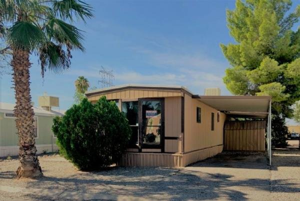 Mobile Home at 5600 S. Country Club Rd., #71, Tucson, AZ