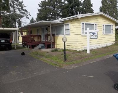 Mobile Home at 1503 N Hayden Island Dr., #35 Portland, OR 97217