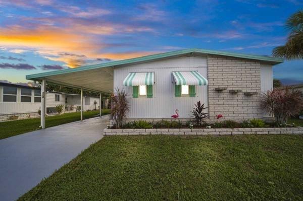 Mobile Home at 8775 20th St #314, Vero Beach, FL