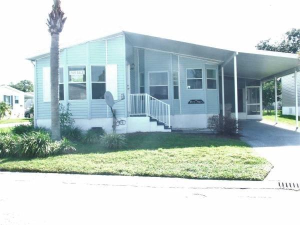 Mobile Home at 332 Bimini Cay Circle, Vero Beach, FL