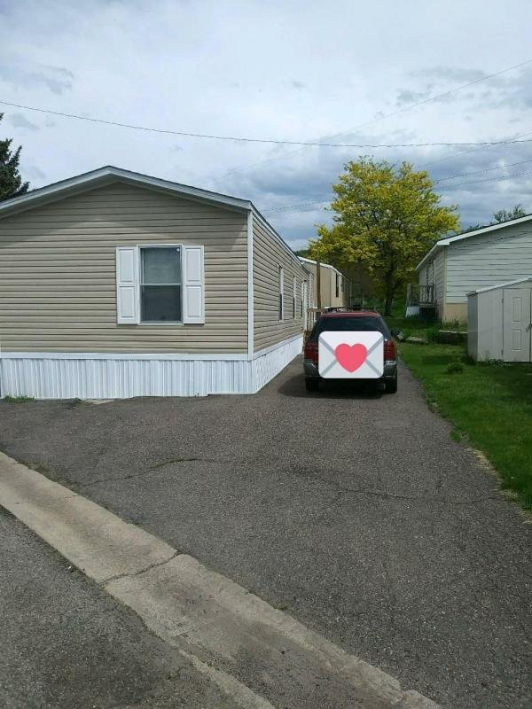 Mobile Home at 17190 Mt Vernon Rd, Golden, CO