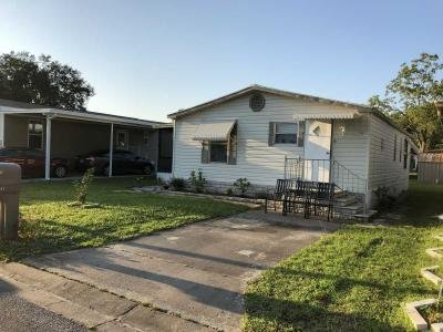 Mobile Home at 9141 Bershire Ln.  Tampa, FL 33635