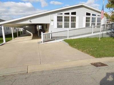 Mobile Home at 10883 St. Clair Dr. Willis, MI 48191