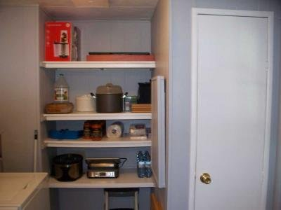 Kitchen storage/pantry