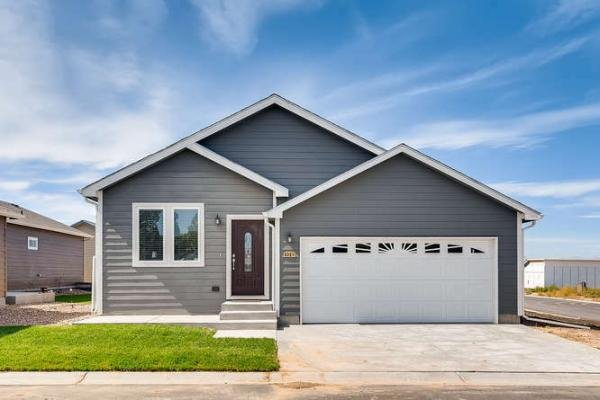 Mobile Home at 6321 Red Cedar St Lot RS6321, Frederick, CO