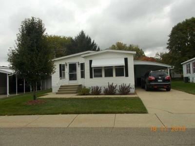 Mobile Home at 7702 Quail Run E Grand Rapids, MI 49508