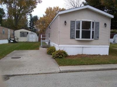 Mobile Home at 10340 Midland Lot 89 Freeland, MI 48623