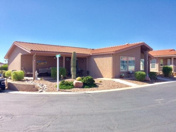 Mobile Home at 7373 E. US Hwy 60 #174, Gold Canyon, AZ