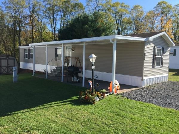 Mobile Home at 156 Primrose Lane, Howard, PA
