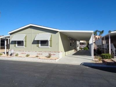 Mobile Home at 2205 W Acacia Ave, Spc 15 Hemet, CA 92543
