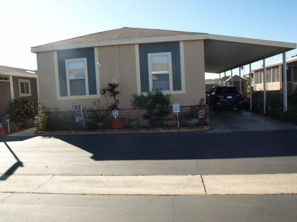 Mobile Home at 1845 Monrovia #75, Costa Mesa, CA
