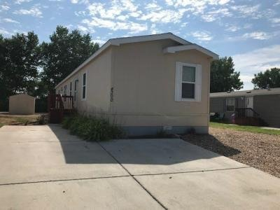 Mobile Home at 4300 Mesquite Ln Evans, CO