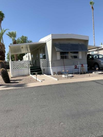 Mobile Home at 9501 East Broadway Road Mesa, AZ 85208