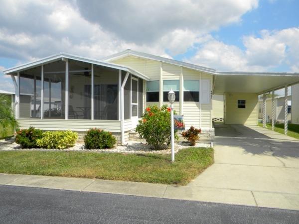 Mobile Home at 1961 Shultz Drive, Tarpon Springs, FL