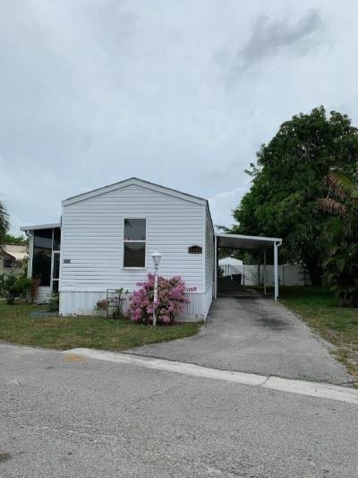 Mobile Home at 3086 Crooked Cay Ct. Lantana, FL 33462