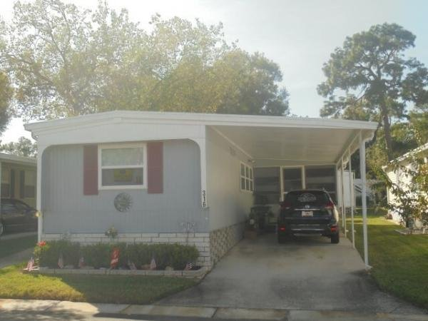 Mobile Home at 3432 State Road 580, #316, Safety Harbor, FL