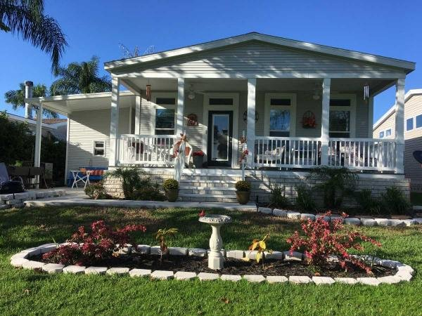2018 Palm Harbor Siesta Key Manufactured Home