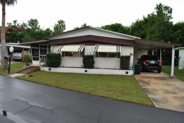 Mobile Home at 88 CLAIRMONT AVE , Debary, FL
