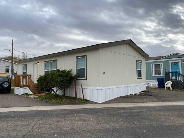 Mobile Home at 17190 Mt Vernon Rd #120, Golden, CO