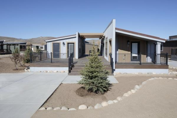 Mobile Home at 1051 Summit Trail #V17, Granby, CO